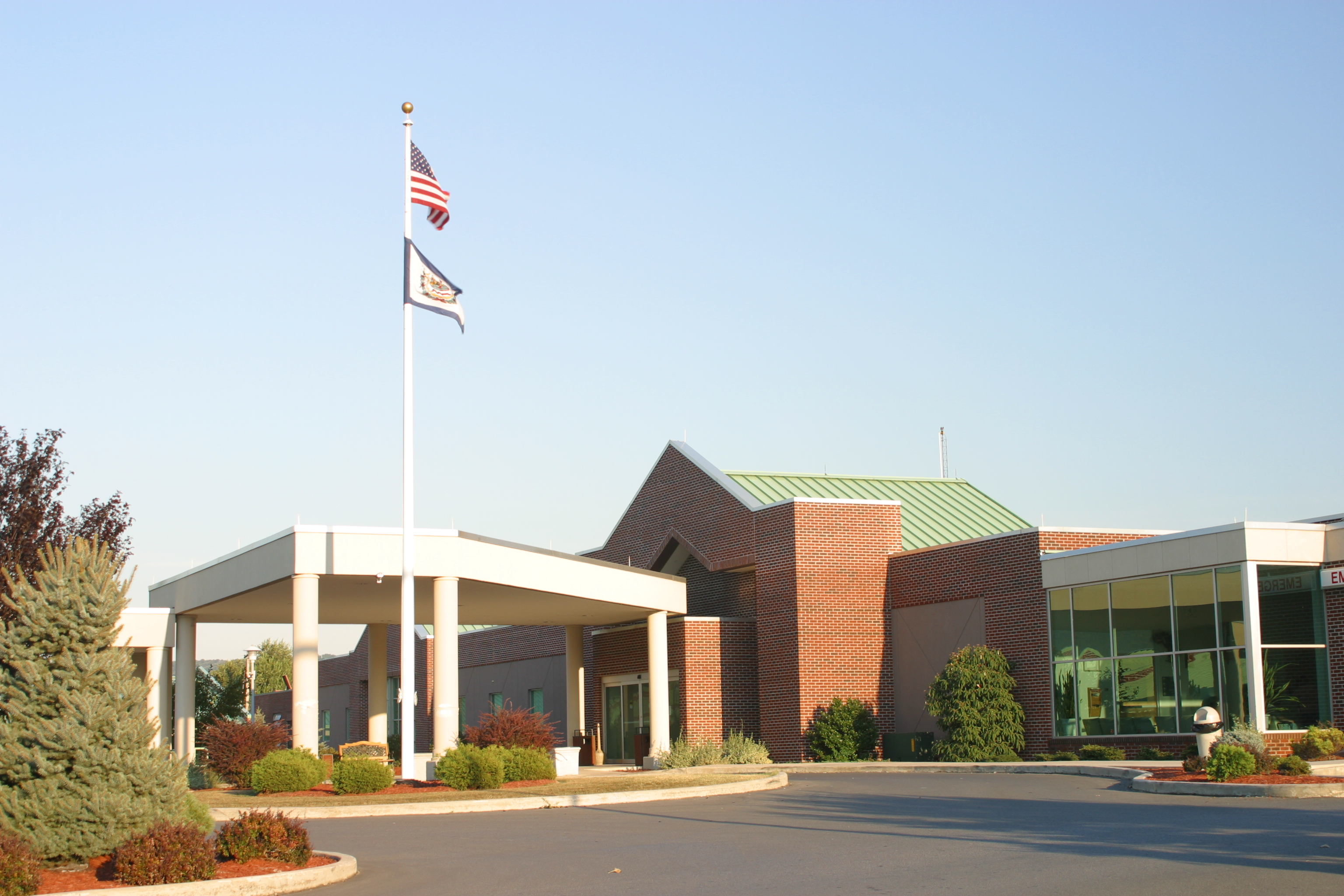 Picture of Grant Memorial Hospital