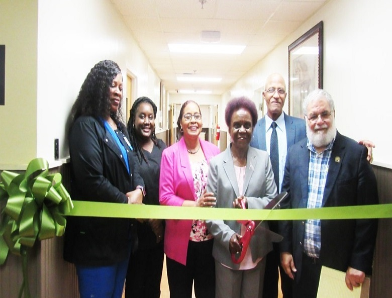 Greene County Hospital Ribbon Cutting