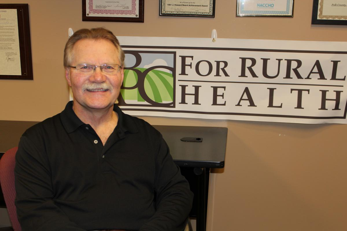 Mike Rust, director of the Safetyweb in Polk County, Wisconsin, is a Health Benefits Counselor and pioneered the development and practice of health benefits counseling.