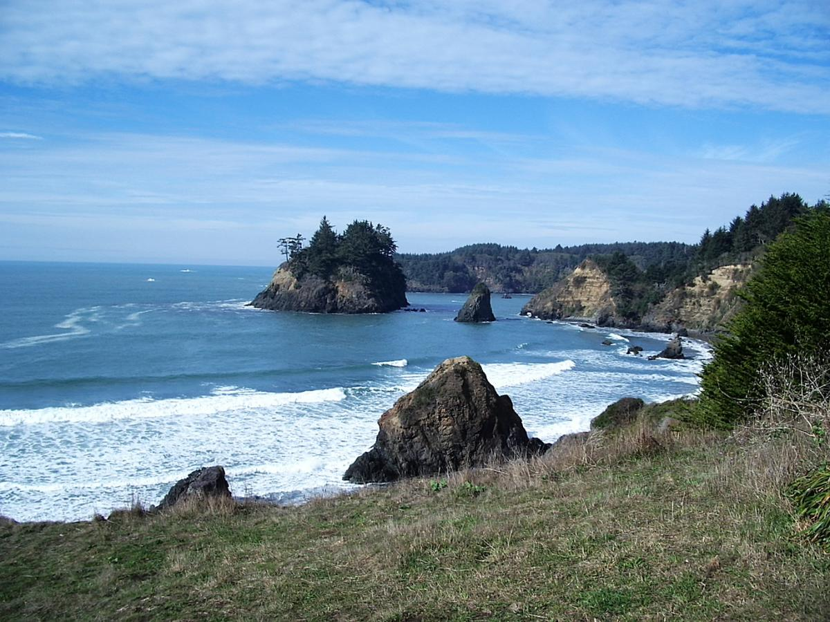 The North Coast Clinics Network works to improve the quality of care and efficiency of its FQHC members in northwest California. Pictured here is Trinidad State Beach, located 20 miles north of Eureka in Humboldt County, CA.