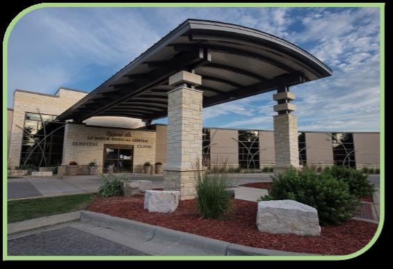 Ridgeview Le Sueur Medical Center Facility