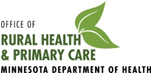 Office of Rural Health and Primary care logo